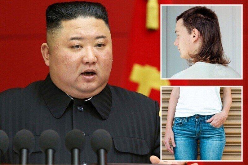 Ким Чен Ын учит молодых корейцев родину любить