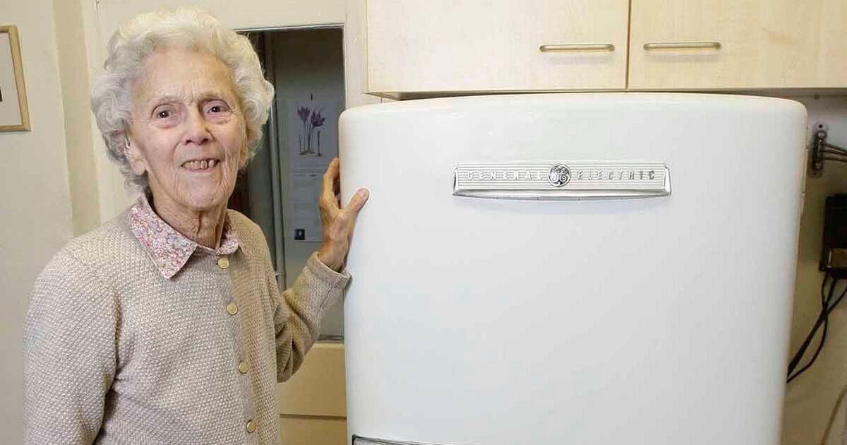 Самый старый холодильник в Великобритании отобрал титул у раритета принца Чарльза