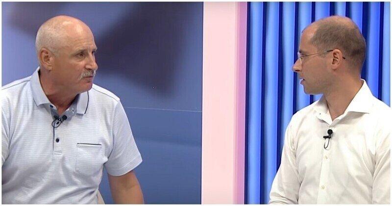В Молдавии экс-советник президента и бывший замглавы МВД подрались в прямом эфире