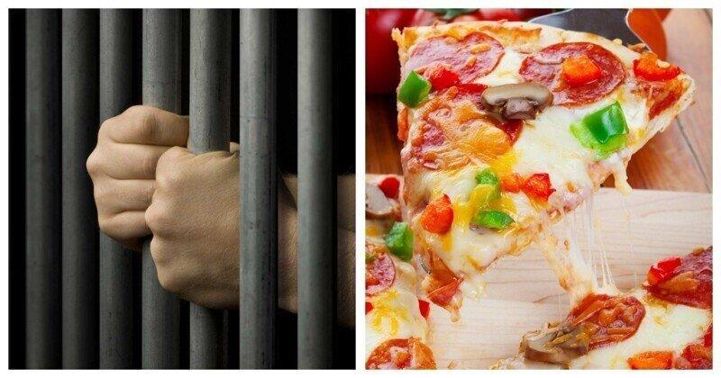 Заключённые взяли тюремную охрану в заложники и потребовали пиццу с шашлыком
