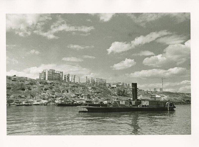 Фотографии Сталинграда, сделанные 17 июня 1944 года