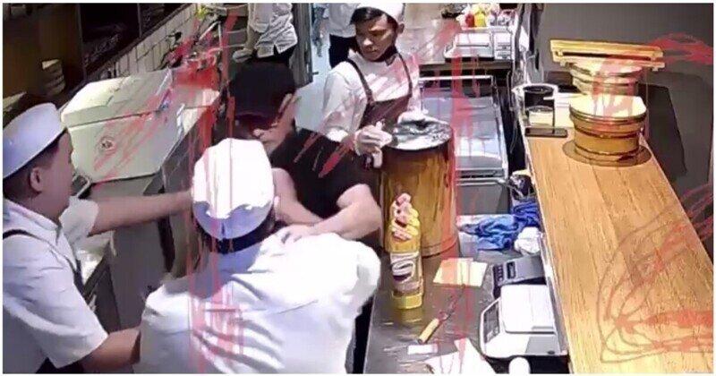 Повара московского ресторана подрались из-за графика работы