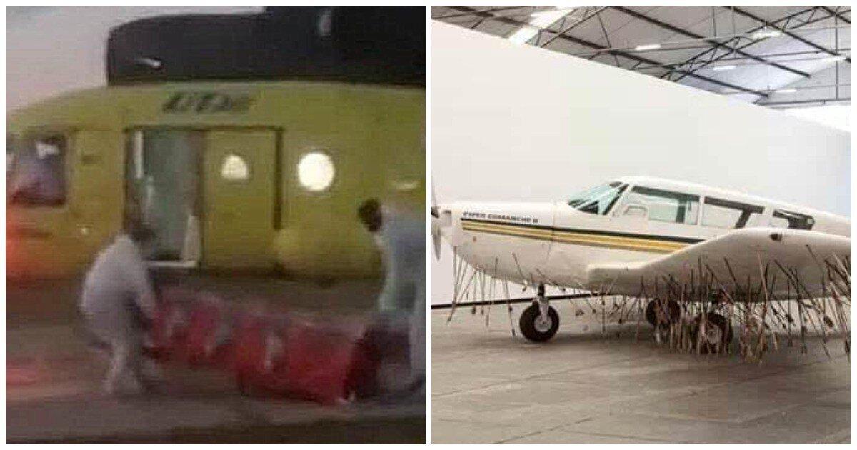 Жители села в ХМАО прогнали санитарный вертолет, прилетевший за пациентом с коронавирусом