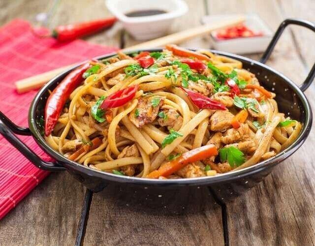 Лагма́н — одно из основных блюд народов Центральной Азии