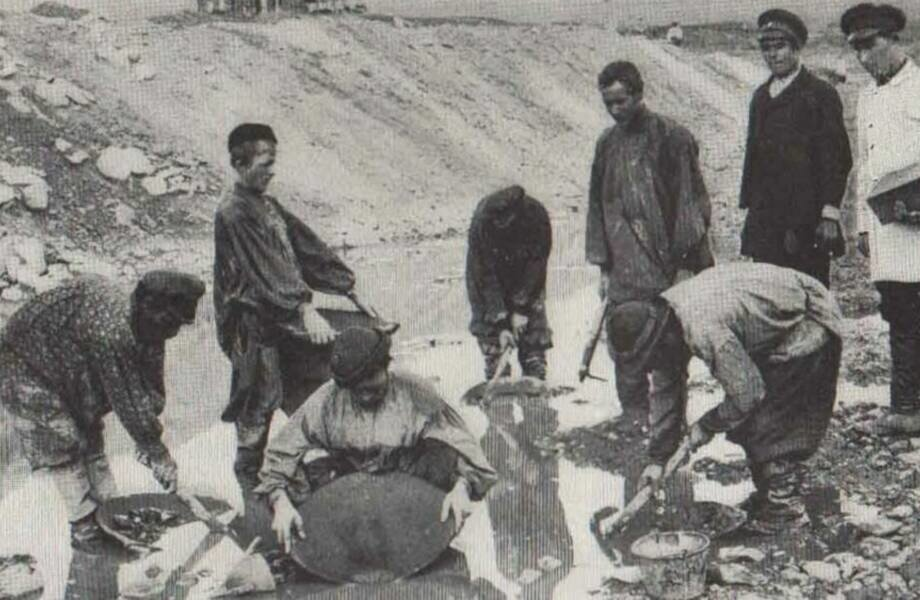 Золотая лихорадка по-русски: поселение на Амуре, созданное русскими золотодобытчиками