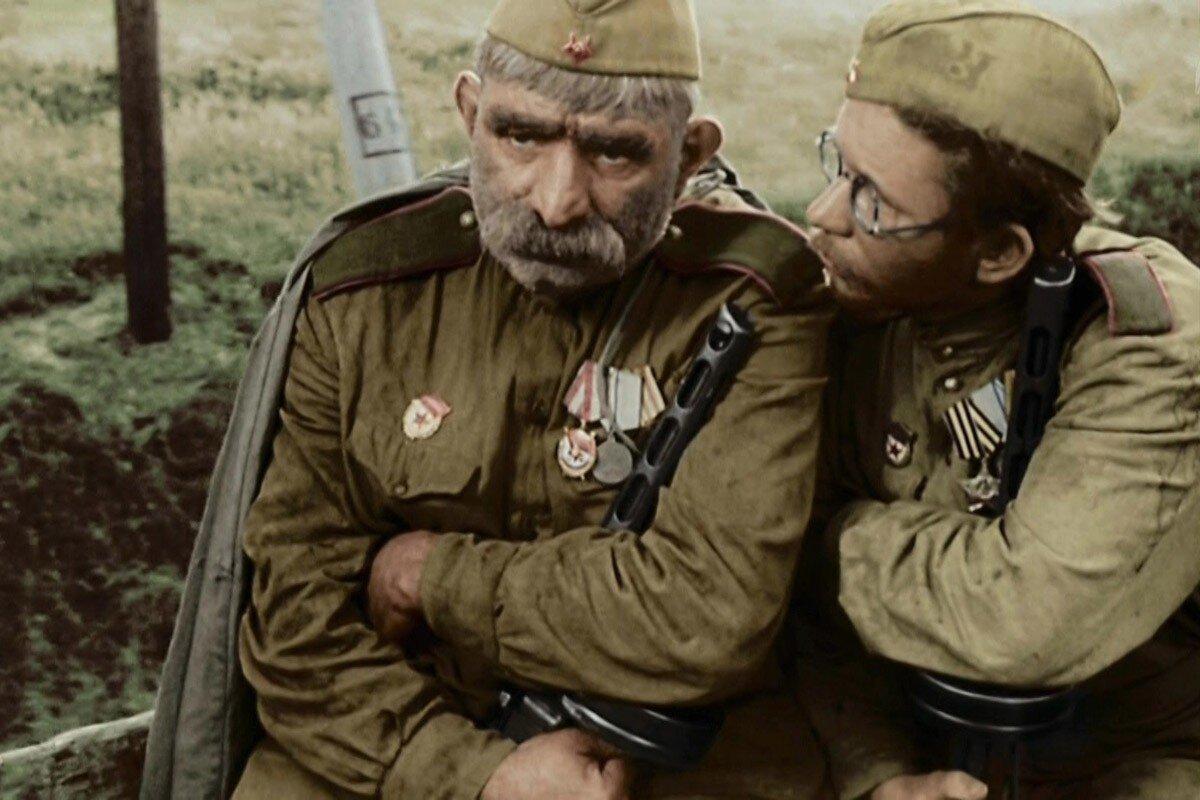 Почему советская цензура чуть не запретила самый пронзительный фильм о войне «Отец солдата»
