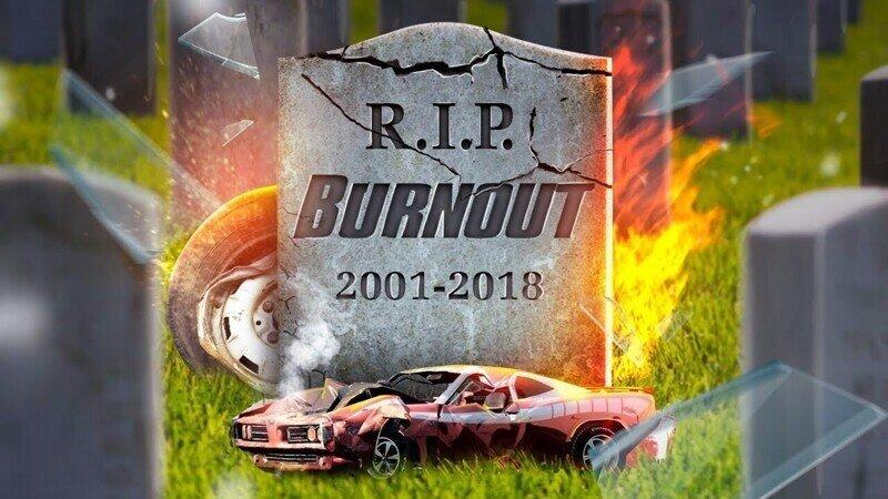 Как погибла  Burnout