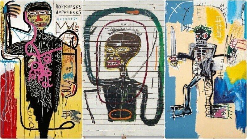 10 самых дорогих картин Жана-Мишеля Баскии