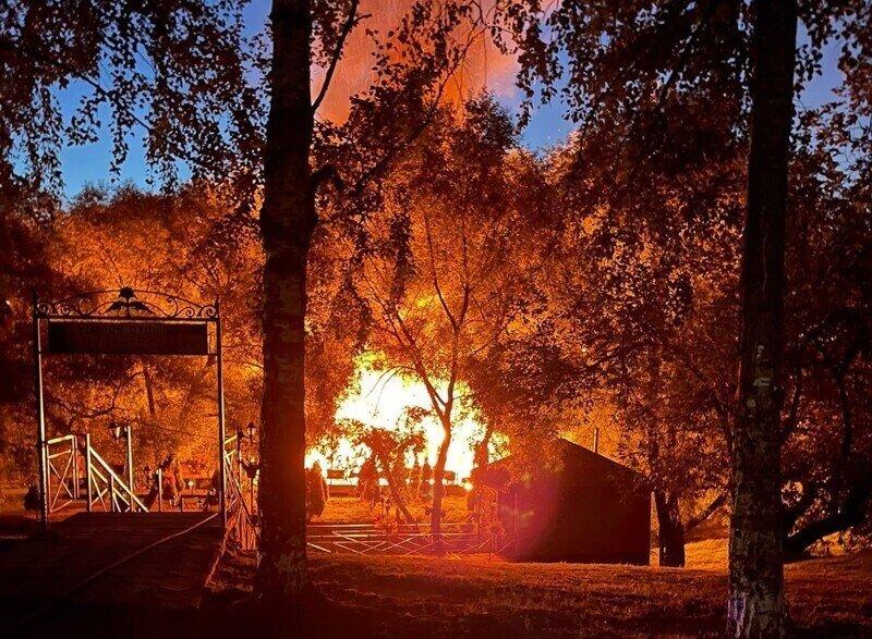 В Питере – сжечь