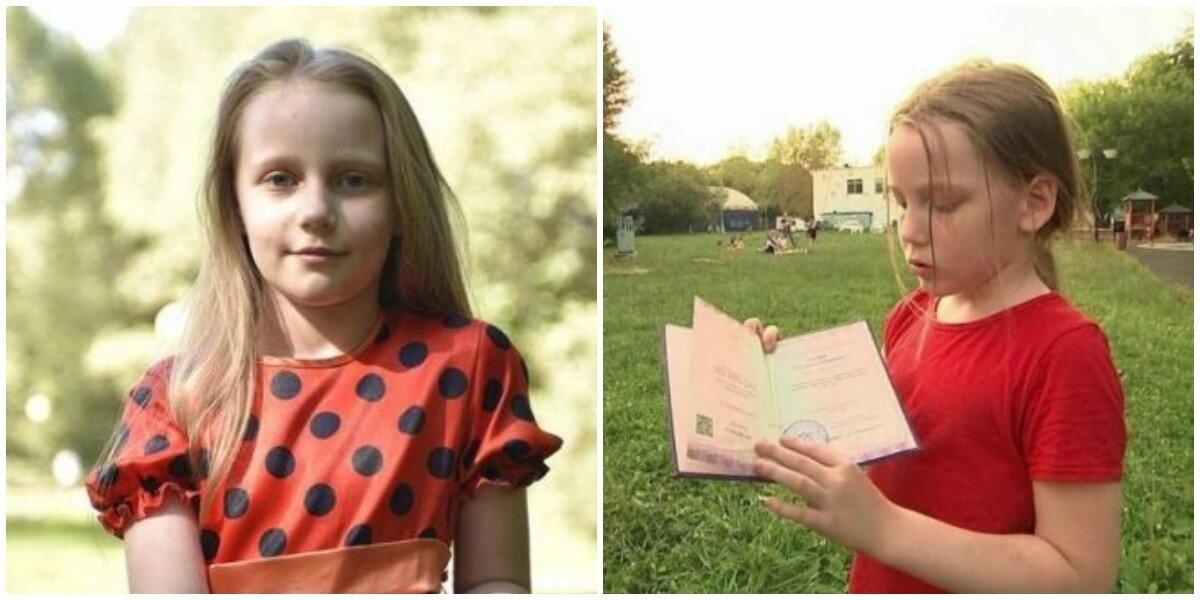 Девятилетняя россиянка успешно сдала вступительные экзамены в МГУ