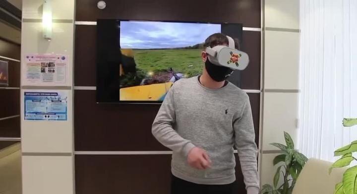 В военкоматах начинают использовать технологии виртуальной реальности