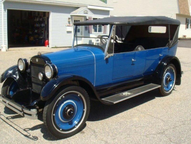 Эта машина провела в одной семье 95 лет: уникальный случай для нашего времени