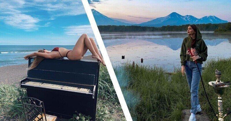 Отпуск на Камчатке: обзор Instagram-аккаунтов тех, кого не пустили в этом году в Европу