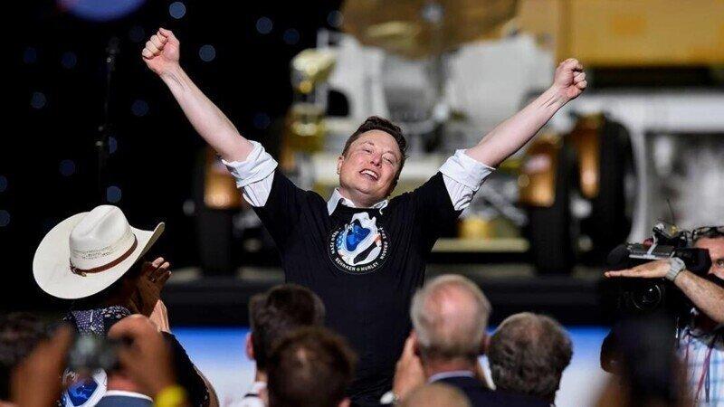 А как тебе это Илон Маск?