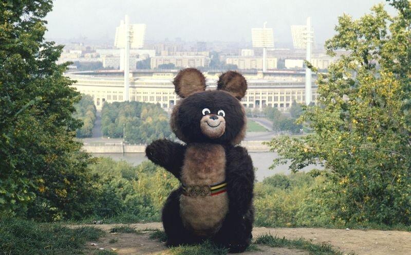Почему именно медведь?