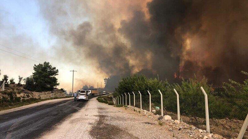 На курортах Турции все путевки - горящие
