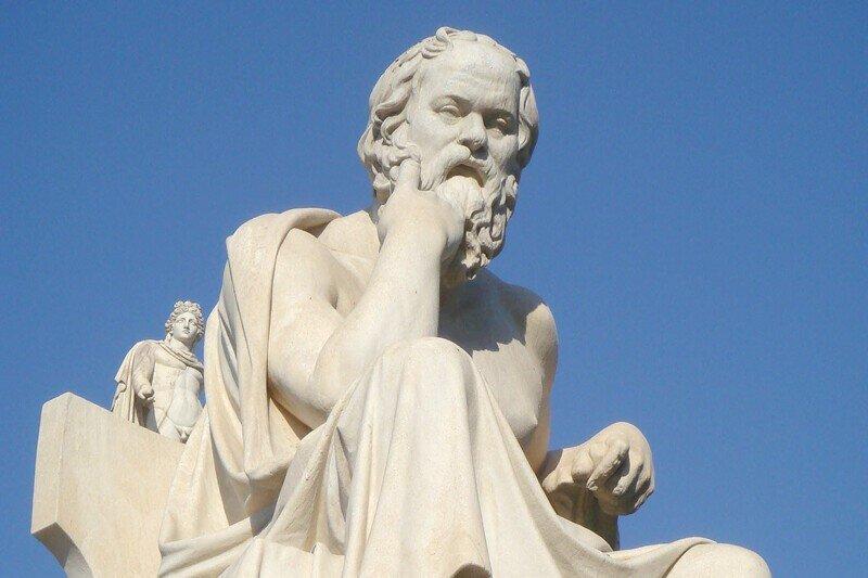 Как Сократ взял в жены девушку на 40 лет младше и что из этого вышло