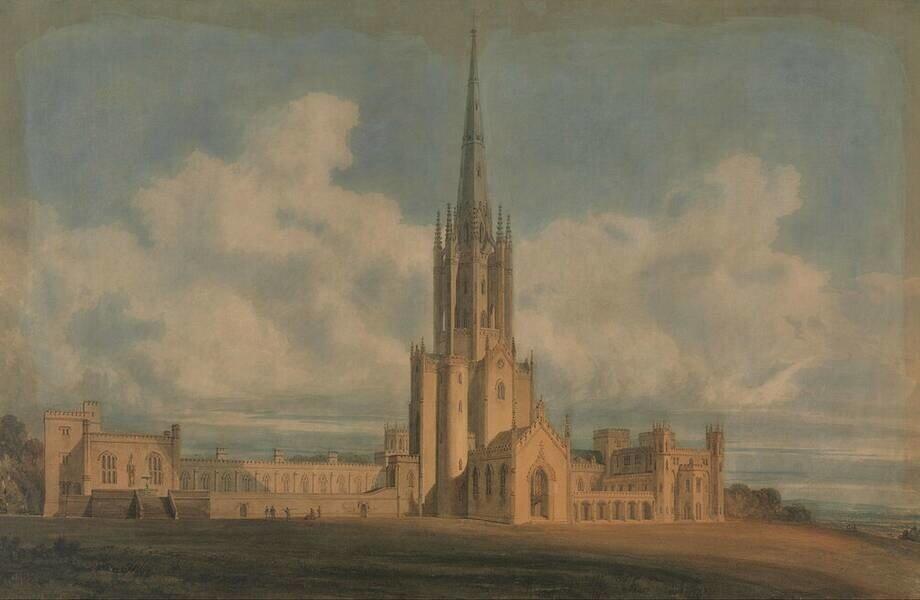 Каким был самый эпатажный дом странного богача Англии