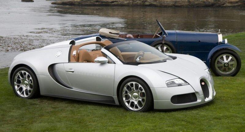 Компании Bugatti потребовалось четыре месяца, чтобы восстановить этот особенный Veyron 2008 года выпуска