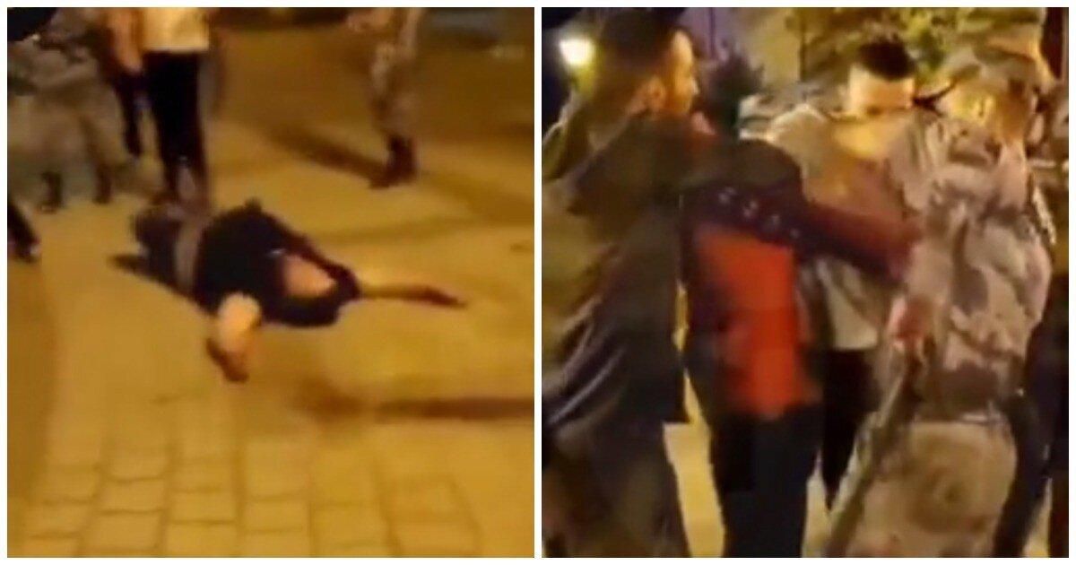 Группа чеченцев в Крыму избила местного жителя и устроила конфликт с Росгвардией