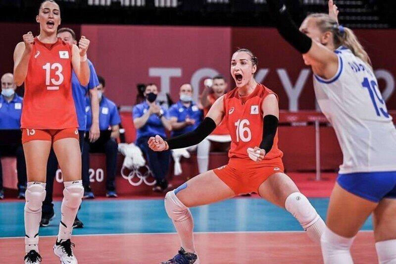 Валидольная победа сборной по волейболу