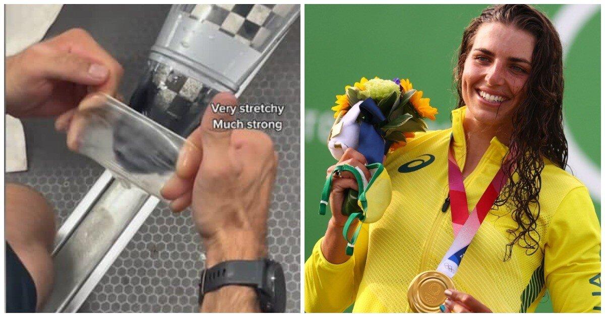 Презерватив помог австралийской гребчихе завоевать золото на Олимпиаде