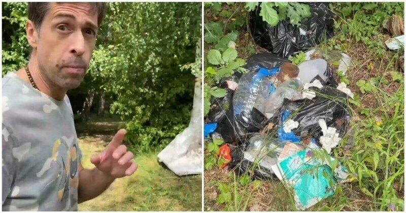 Макс Покровский из «Ногу свело!» резко высказался о тех, кто мусорит на природе