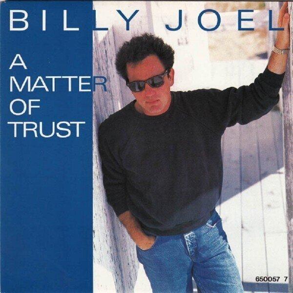 Billy Joel - A Matter of Trust: а вы заметили в клипе на эту песню Ринго Старра и Пола Маккартни?