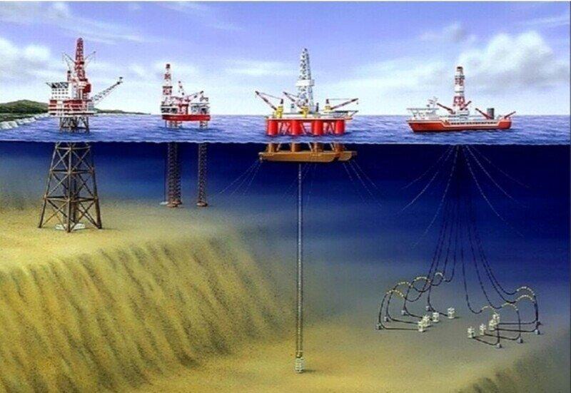 «Росгеология» намерена пробурить дополнительные скважины в Азовском море до 500 м