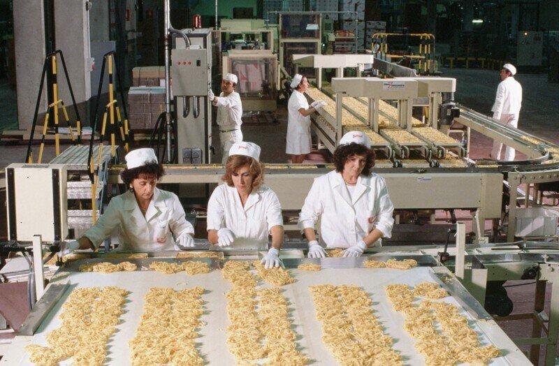 Вкусная Италия на снимках Витториано Растелли