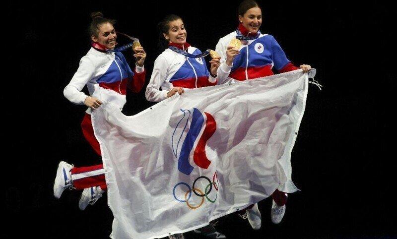 Победы России на Олимпиаде в Токио вызвали на Западе приступ зависти