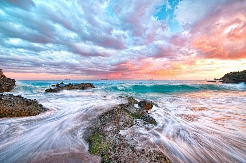 Пейзажи. Фотограф Tommy Tsutsui