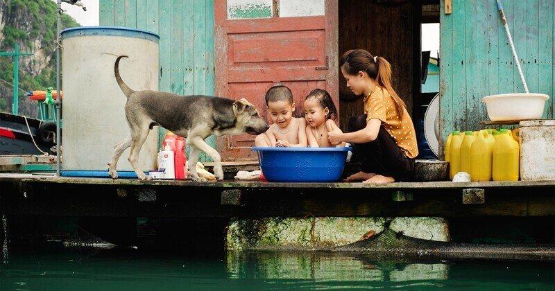 Необыкновенное путешествие из южного Вьетнама в северный в 30 фотографиях