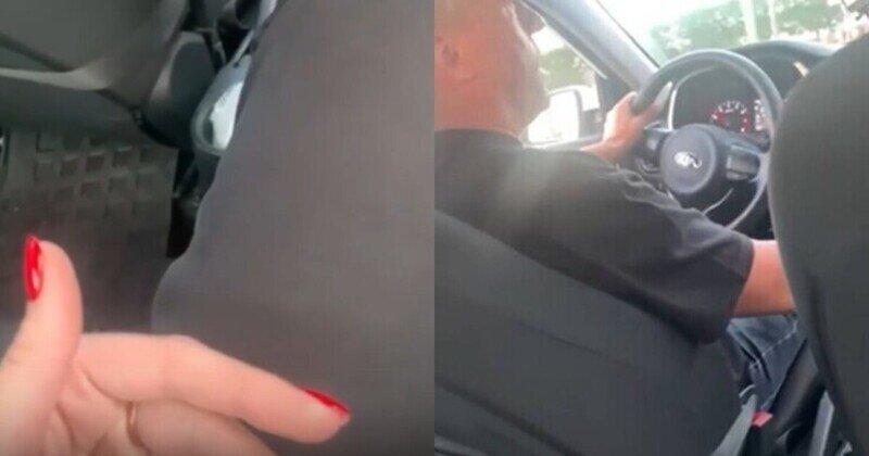 """""""У меня вся жизнь плохая!"""": в Питере таксист устроил истерику из-за низкой стоимости поездки"""