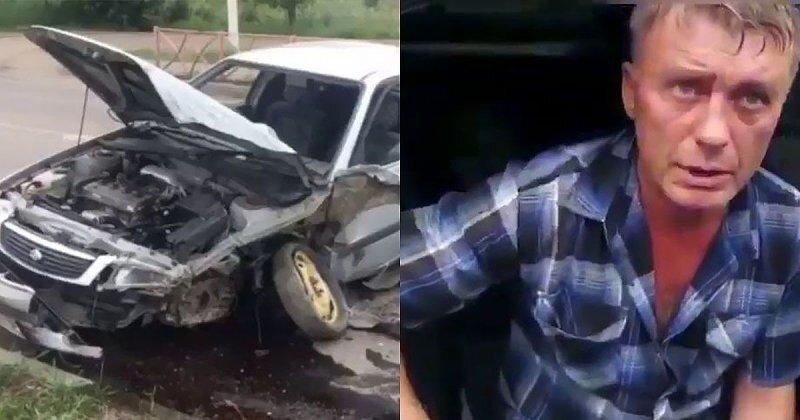 Употребил за час до ДТП: в Иркутской области по вине пьяного водителя пострадал двухлетний ребенок