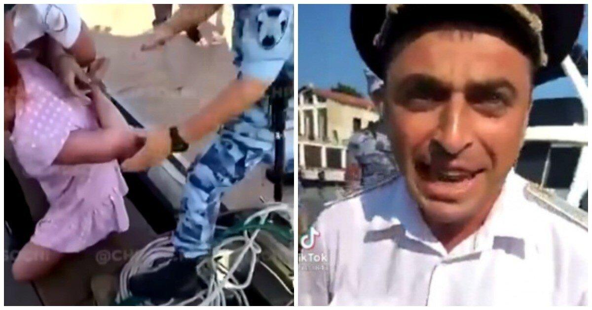 Полицейский в Сочи обматерил пьяных туристок