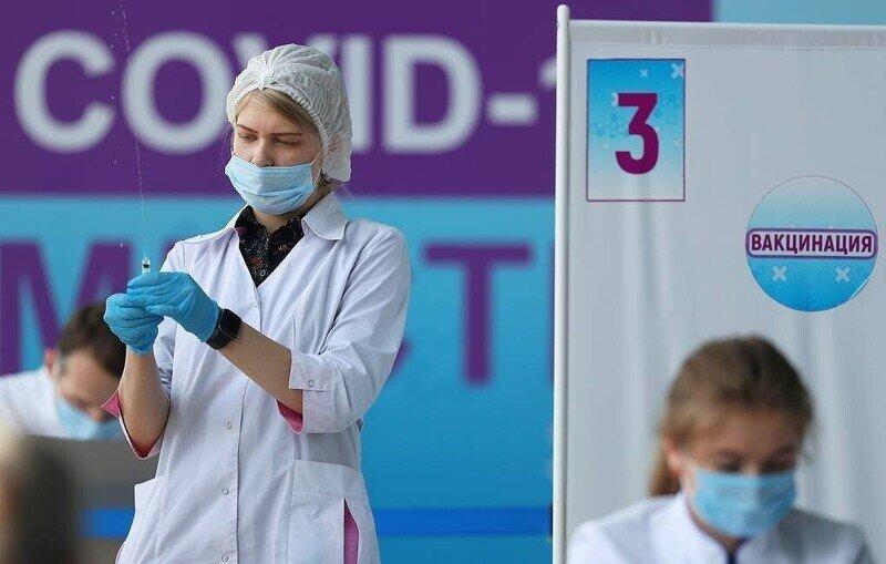 """В """"Векторе"""" заявили, что менее 1% привитых от COVID-19 заболели после полного курса"""