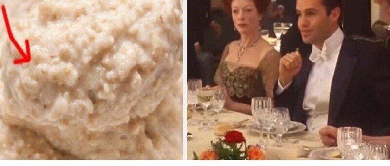 """Каким было меню у пассажиров """"Титаника""""?"""