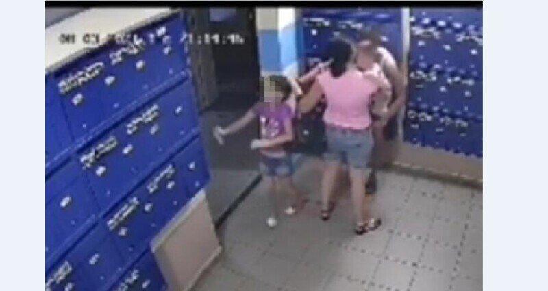 В Уфе отец-дебошир поднял руку на маленьких детей
