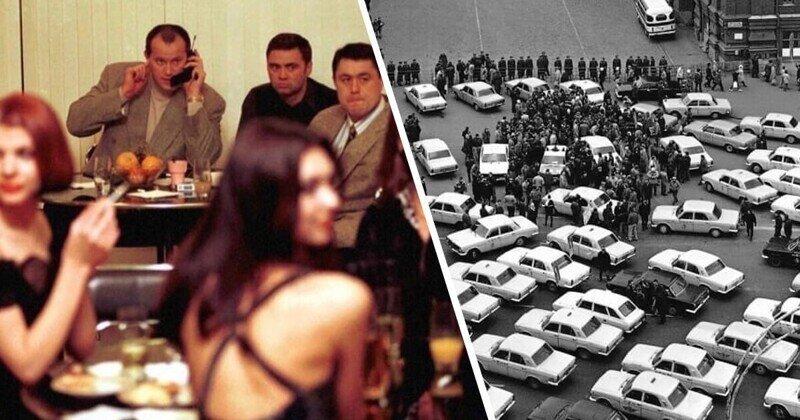 Они убивали и калечили людей в 90-х: члены ОПГ из бандитской России