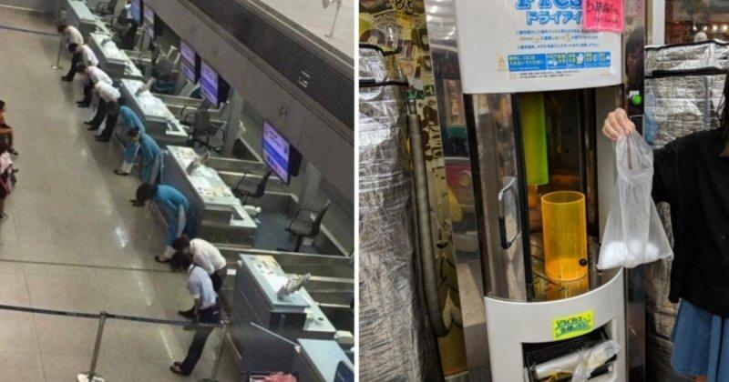 15 эксклюзивных вещей из Японии, которые уже давно пора перенять