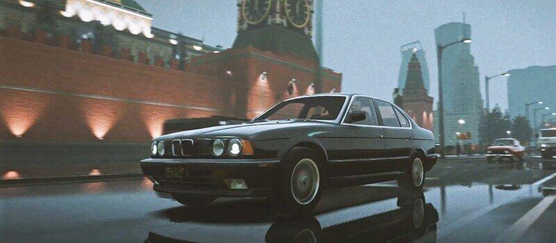 В GTA 5 показали Россию в стиле 90-х с «Москвичами», «Жигулями» и не только
