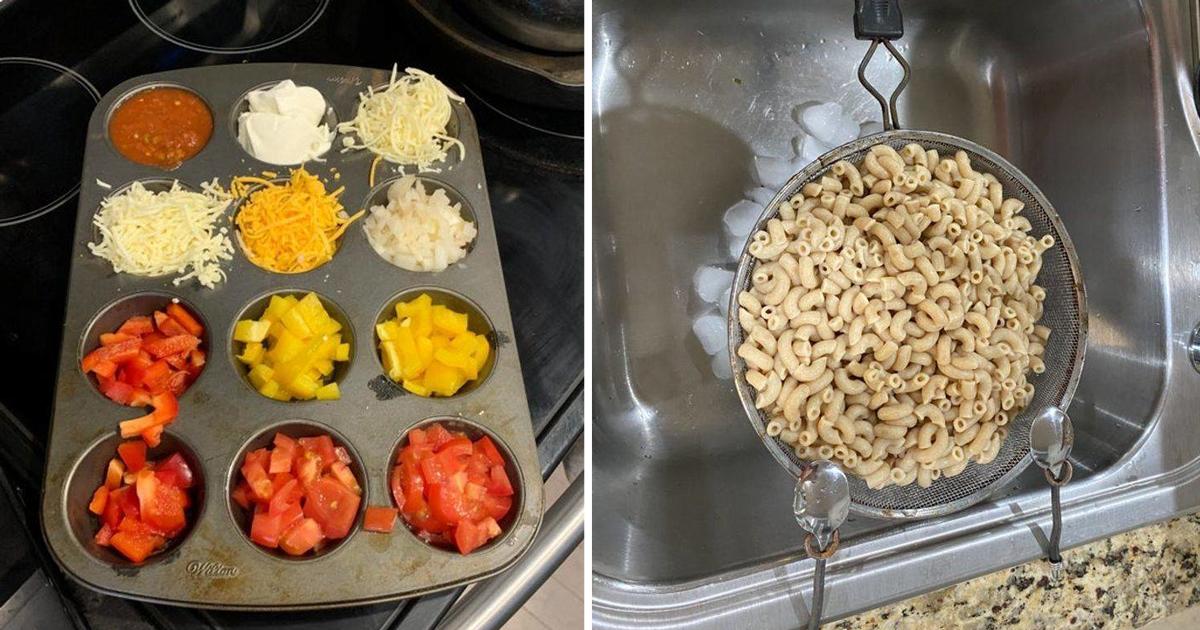 20 кулинарных лайфхаков, которые помогут готовить лучше
