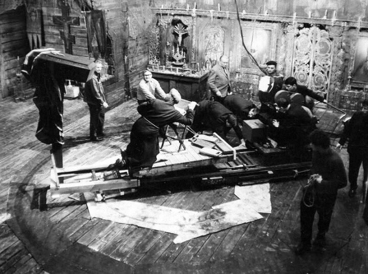 Интересные факты о съёмках первого советского фильма ужасов «Вий»