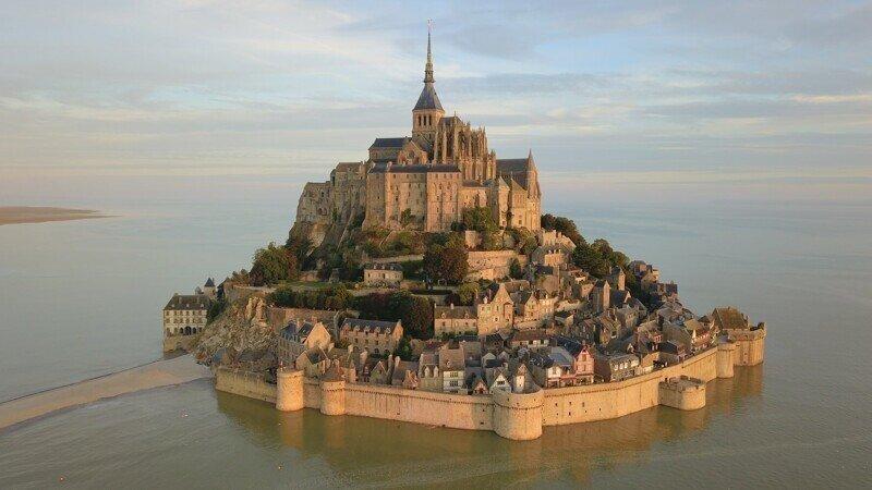 10 архитектурных достопримечательностей мира, вид на которые прекрасен с воздуха
