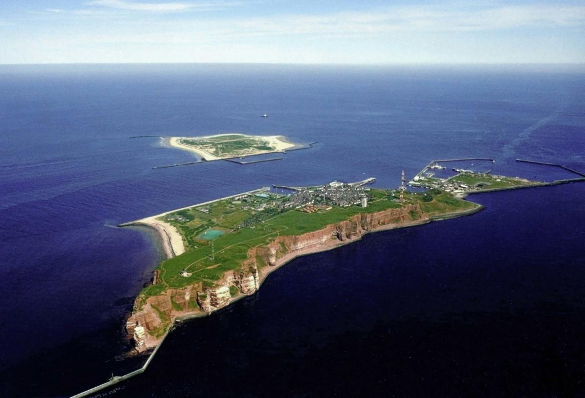 Гельголанд - короткая и яркая история маленького острова