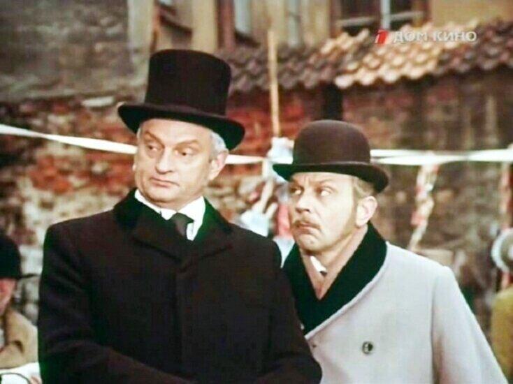 Первая советская экранизация о Шерлоке Холмсе, которую запретили