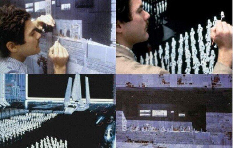 """Неизвестные факты о """"Звездных войнах"""""""