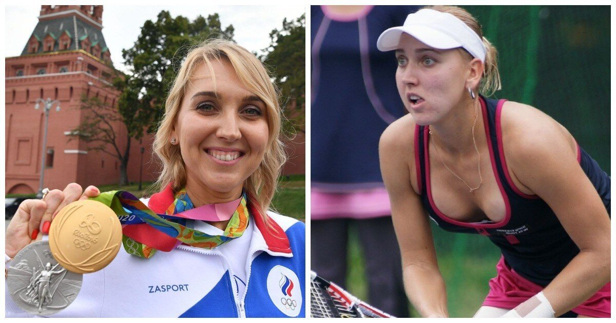 У российской теннисистки украли олимпийские медали