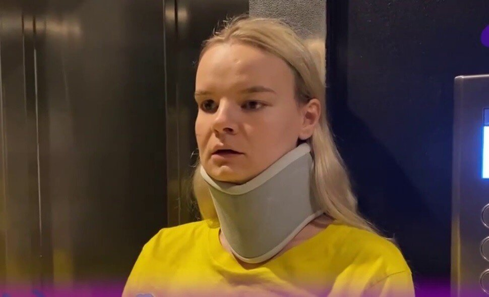"""Девушка, едва уцелевшая в """"бешеном"""" лифте, рассказала, как всё произошло"""